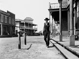 High Noon, 1952 Fotografie-Druck