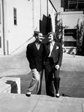 Marlene Dietrich, Groucho Marx Photographic Print