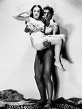 Tarzan, the Ape Man, 1932 写真プリント
