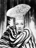 Marlene Dietrich Fotografie-Druck