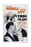 The Thin Man, 1934 ジクレープリント