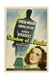 Shadow of a Doubt 1943 Giclee-trykk