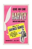 Harvey, 1950 Giclee Print
