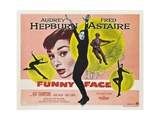 Funny Face, 1957 Stampa giclée