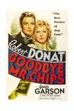 Goodbye, Mr. Chips, 1939 Impressão giclée