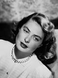 Ingrid Bergman, 1946 Photographic Print