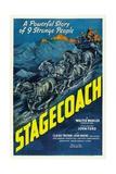 Stagecoach, 1939 Gicléedruk