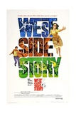 West Side Story, 1961 Stampa giclée