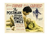The Postman Always Rings Twice, 1946 Impressão giclée