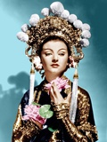 The Mask of Fu Manchu, 1932 Impressão fotográfica
