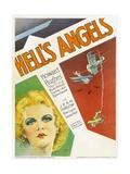 Hell's Angels, 1930 Impressão giclée