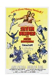 Seven Brides for Seven Brothers, 1954 ジクレープリント
