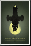 Firefly 10th Anniversary - You Can't Take the Sky from Me Framed Print Mount