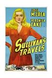 Sullivan's Travels, 1941 Giclee Print