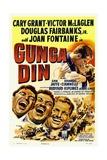 Gunga Din, 1939 Giclee Print