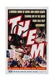 Them!, 1954 ジクレープリント