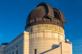 Historic Griffith Observatory Reproduction photographique par  Wolterk