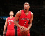 Toronto Raptors v Washington Wizards - Game Four Photographie par Ned Dishman