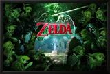 Zelda - Forest Posters