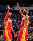 Houston Rockets v Dallas Mavericks- Game Three Foto af Bill Baptist
