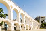 Lapa Arch - Arcos Da Lapa, Rio De Janeiro, Brazil Impressão fotográfica por  Frazao