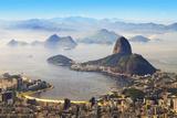 Sugarloaf, Rio De Janeiro, Brazil Impressão fotográfica por  padchas