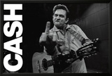 Johnny Cash- Folsom Prison ポスター