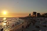 Por Do Sol - Rio De Janeiro Impressão fotográfica por  thaleslaiza