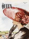 The Queen, June 1952 Gicléedruk van  The Vintage Collection