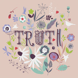 Verdad Lámina giclée por Ken Hurd