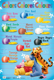 Colores-Winnie The Pooh Posters