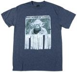 Star Wars - Words Of Wisdom T-Shirts