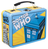 Doctor Who Large Tin Lunch Box Lunch Box