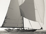Classic Yacht Giclee Print by Ben Wood