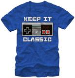 Nintendo - Keep It Classic Tshirt