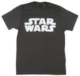 Star Wars - Simplest Logo T-skjorter