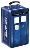 Doctor Who TARDIS Shaped Tin Lunch Box Lunch Box