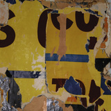 Metrographic XVI Giclee-trykk av Tony Koukos