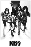 Kiss- Psycho Circus Poster