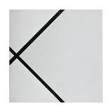 Lozenge Composition with Two Lines, 1931 Giclée-vedos tekijänä Piet Mondrian