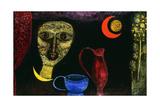 Keramisch-Mystisch (In Der Art Eines Stillebens), 1925 Giclee-trykk av Paul Klee