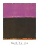 Ohne Titel, 1953 Poster von Mark Rothko