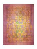 Tapestry, 1923 Reproduction procédé giclée par Paul Klee