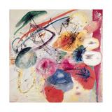 Black Lines, December 1913 Giclee-trykk av Wassily Kandinsky