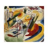 No Title; Ohne Titel, 1912-13 Giclée-vedos tekijänä Wassily Kandinsky