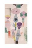 Thistle Bloom; Distelblute, 1918 Giclée-Druck von Paul Klee