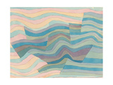Bewegung an Der Steilkuste, 1929 Giclée-vedos tekijänä Paul Klee