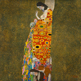 Hope II Pôsteres por Gustav Klimt