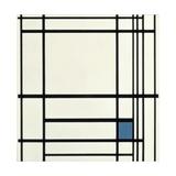 Composition in Lines and Colour: III, 1937 Reproduction procédé giclée par Piet Mondrian