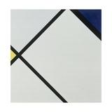 Composition No 1, 1925 Giclée-vedos tekijänä Piet Mondrian